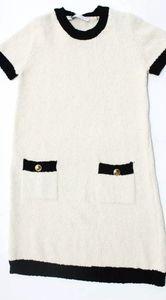 Zara sweater small creme